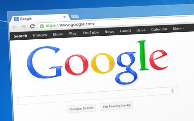 google vyhledávač
