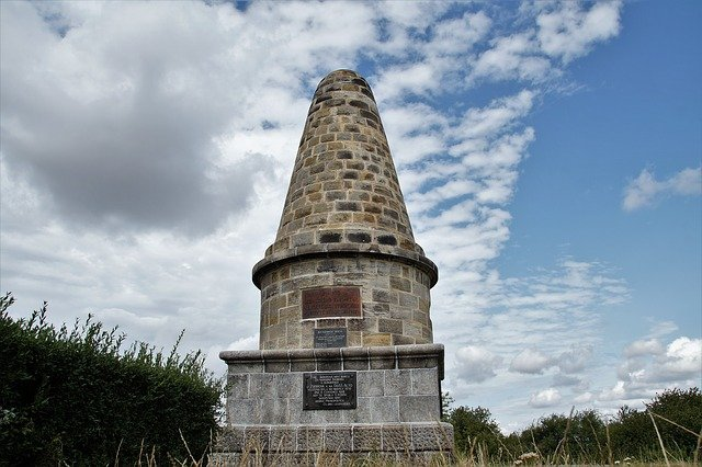 památník Lipany